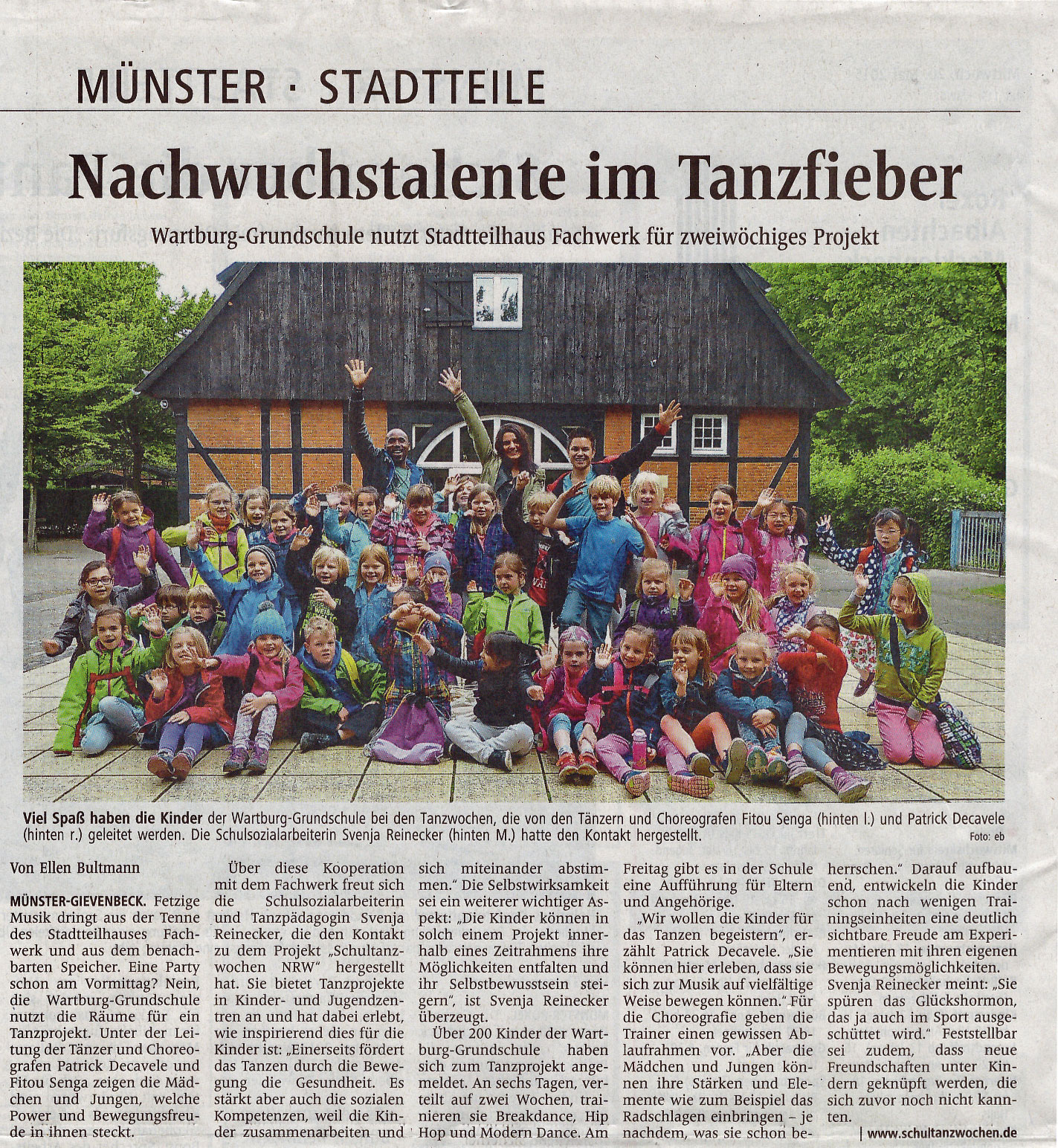 STW-Münster-Wartburgschule